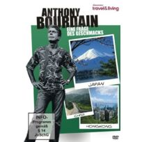 Lighthouse Home Entertainment - Various Anthony Bourdain CHINO-HONGKONG-JAPAN, IMPORT Allemand, IMPORT Dvd - Edition simple