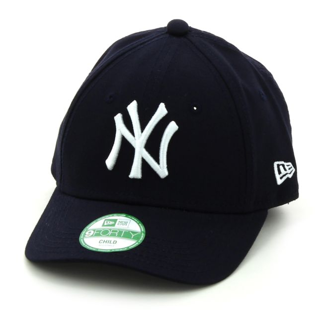 b93831759b45 New Era - Casquette Mlb New York Yankees 9FORTY Child - pas cher Achat    Vente Casquettes enfant - RueDuCommerce