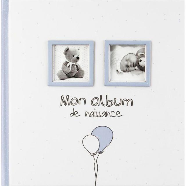Album de naissance - 120 photos - Bleu