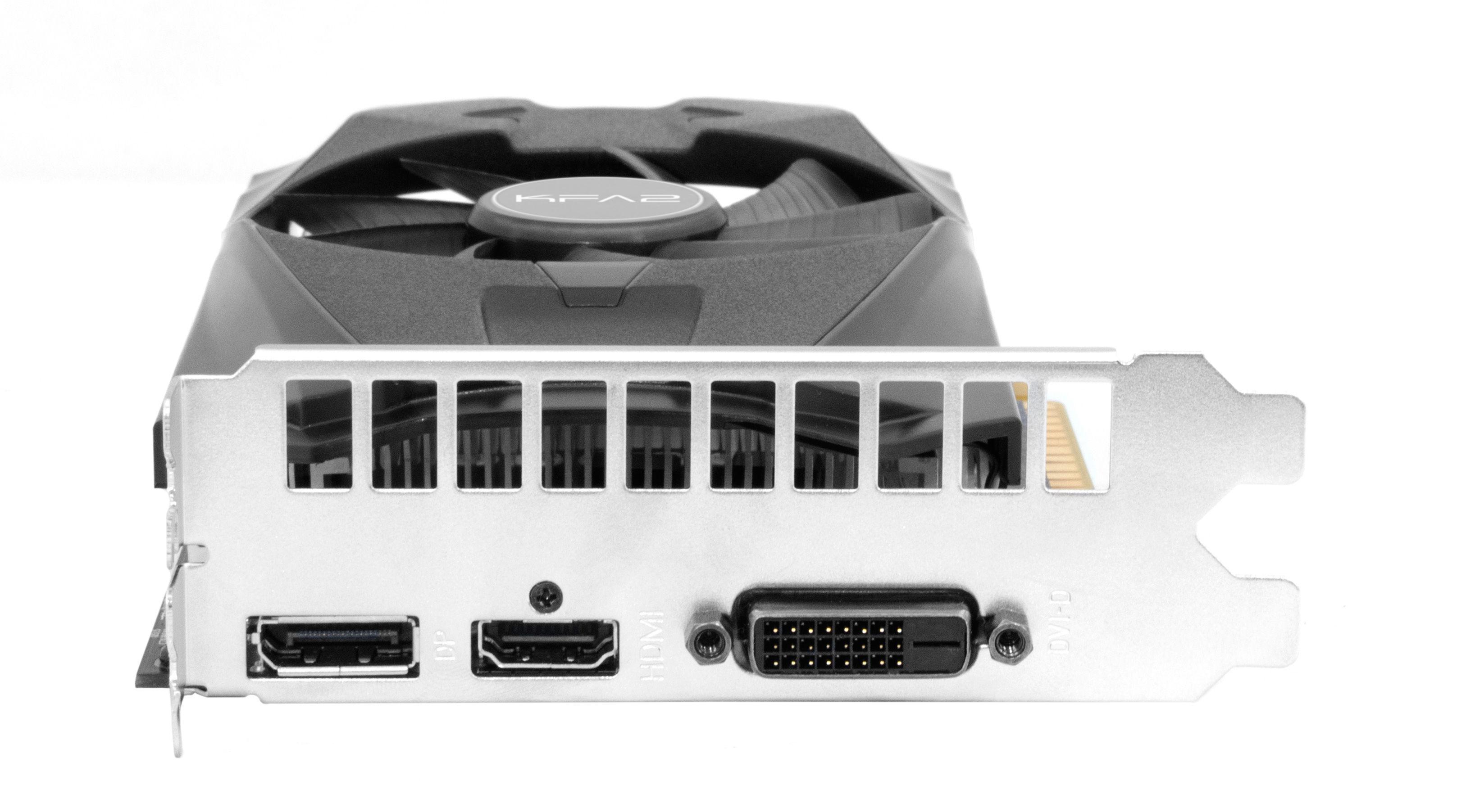 GeForce GTX 1050 OC 2 Go