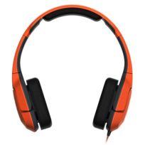 Mad Catz - Casque Audio Kunai Mfi Orange
