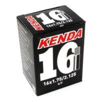 Kenda - Chambre à air 16 x 1.75/2.125 valve Schrader