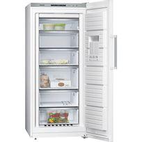 Siemens - congélateur armoire 70cm 286l no frost a++ blanc - gs51naw30