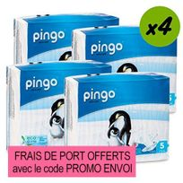 Pingo - Couches T5 15/25kg 144 couches