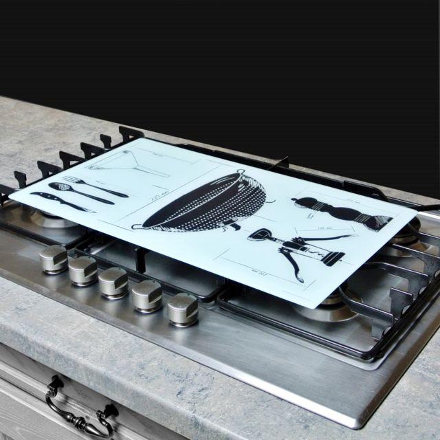 Promobo Cache Plaque De Protection De Cuisson Cuisine Cooking