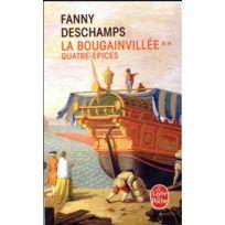 Lgf - la Bougainvillée tome 2 ; quatre-épices