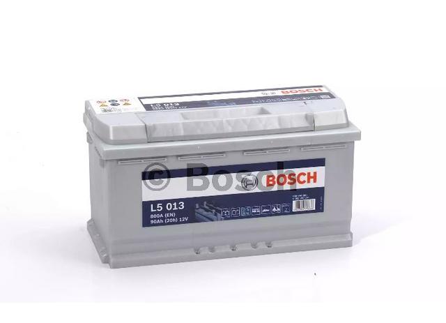 bosch batterie d charge lente 12v 90 ah 800 a r f 0092l50130 pas cher achat vente. Black Bedroom Furniture Sets. Home Design Ideas