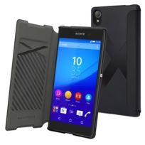 Made For Xperia - Mfx Etui Easy Folio Noir Pour Sony Xperia Z5