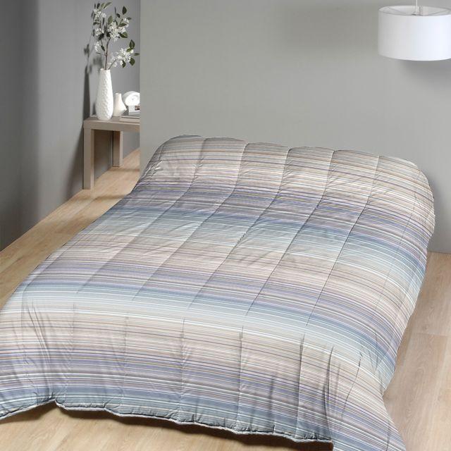 marque generique couette imprim e 220x240 cm camaieu pastel pas cher achat vente couettes. Black Bedroom Furniture Sets. Home Design Ideas