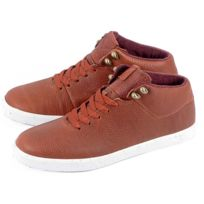 Diamond - Sneakers Homme Miner Brown Leather