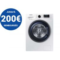 Samsung - Lave-linge - WW90J5455FW - Blanc