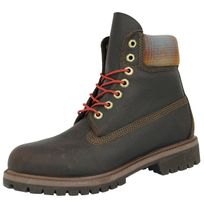Timberland - 6 In Prem Bottines Homme Cuir Brun