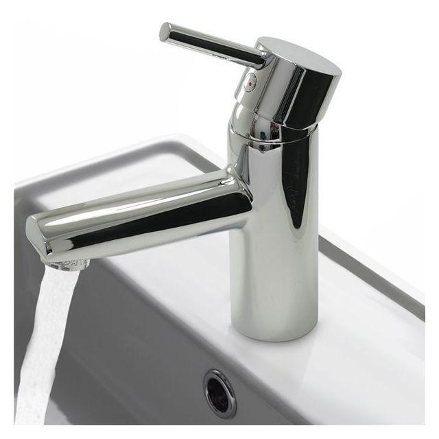 Générique - Mitigeur Design en Laiton Chromé Robinet Nf pour Vasque ...