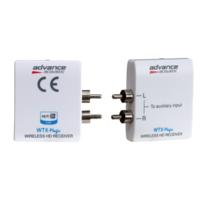 ADVANCE ACOUSTIC - Récepteur audio Bluetooth Advance pour chaîne Hifi