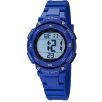 Calypso - Montre K5669-6 - Montre Bleue Chronographe Enfant