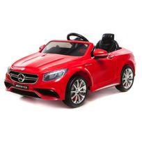 Happy Garden - Voiture électrique Mercedes Amg - rouge