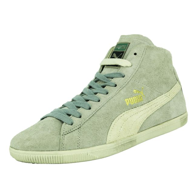 Puma Glyde Mid Vintage Chaussures Mode Sneakers Unisexe