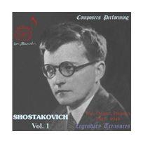 Doremi - Chostakovicth /Vol.1 : Trio Avec Piano, Op. 67, Quintette Avec Piano Op. 57, 2 Préludes Pour Piano