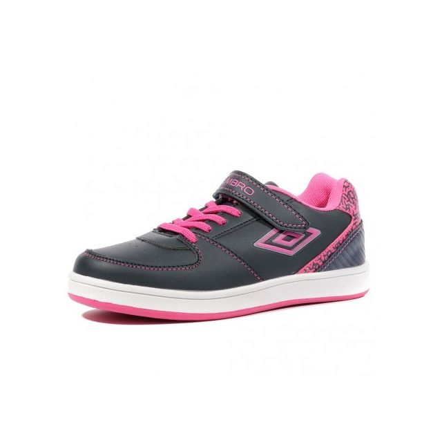 new style 3040d b5367 ... Umbro - Fogand Fille Chaussures Gris Rose Umbro ...