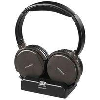 Thomson - Casque Tv Noir Bluetooth - 00131974