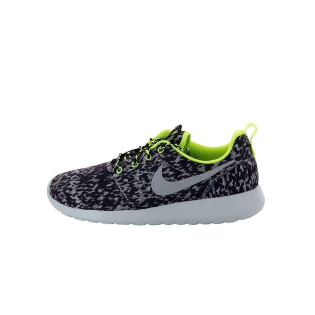 Nike Roshe Ld 1000 Print Femmes Toile Baskets