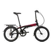 Tern - Vélo Link D8 noir rouge 8v