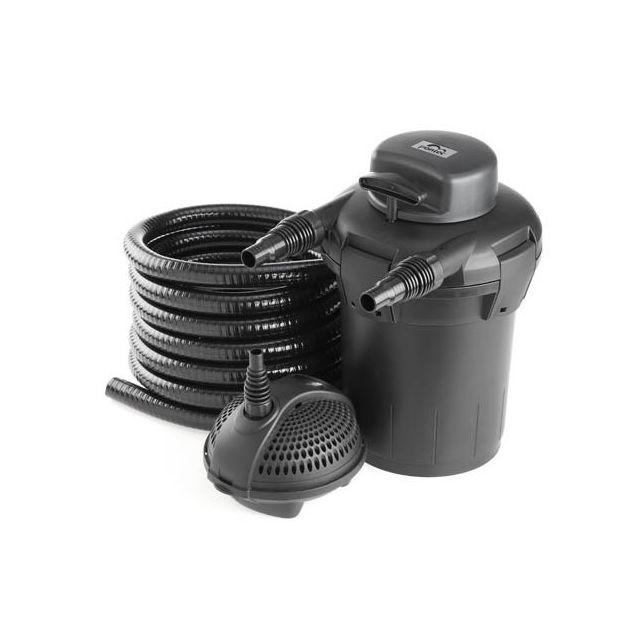 Pontec Filtre de bassin sous pression Pondopress 5000 Filtre Uv 7W