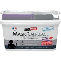 Toupret - Kit de rénovation Magic'carrelage 5kg