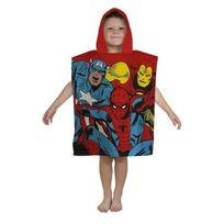 Avengers - Cape de bain / Poncho Marvel