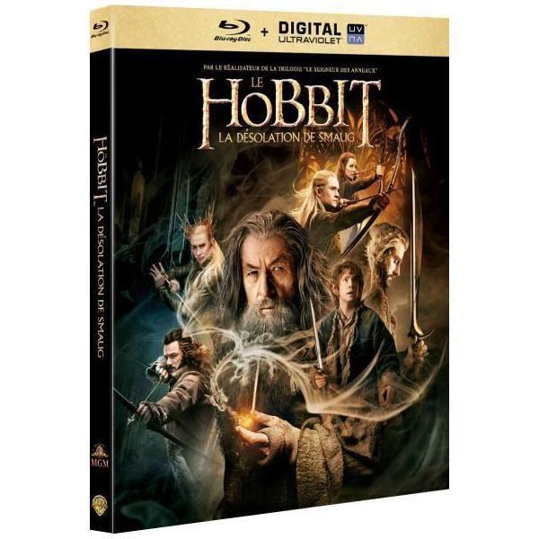 Warner Home Video - Le Hobbit : La désolation de Smaug Blu-Ray