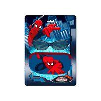 Spiderman - Lunettes de soleil Uv3 avec étui 26x19 cm