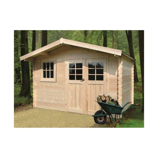 solid abri de jardin maisonnette linz pas cher achat. Black Bedroom Furniture Sets. Home Design Ideas