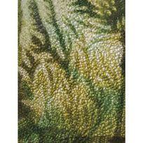 Rayher Hobby - 1403929 CraquelÉ MosaÏQUE 15 X 20 Cm - 3 Mm - 1 Plateau Tons Vert