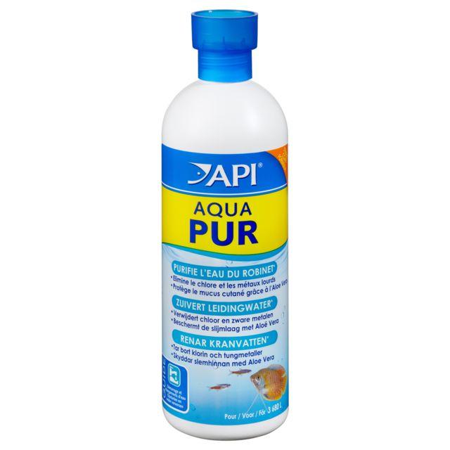 Rena Api - Conditionneur d'Eau Aqua Pur Stress Coat pour - 473ml