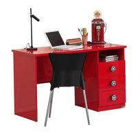 bureau enfant rouge Achat bureau enfant rouge pas cher Rue du