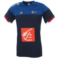 Adidas - Maillot de handball Ffhb france 16/17 Bleu 32536