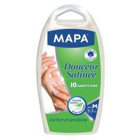 MAPA - Gants douceur satinée - Taille M - 12974017
