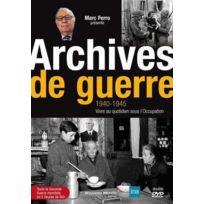 Nouveau Monde - archives de guerre 1940-1945 ; vivre au quotidien sous l'Occupation