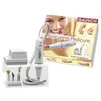Bausch - Kit de manucure et Pédicure avec support 0319P