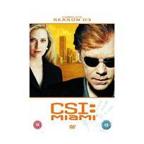 Momentum - Csi: Crime Scene Investigation - Miami - Complete - Season 3 Import anglais