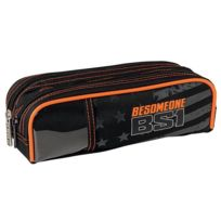 Besomeone - Trousse rectangulaire 2 compartiments