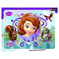 Nathan Jeux - Sofia - Puzzle 35-45 pièces princesse Sofia