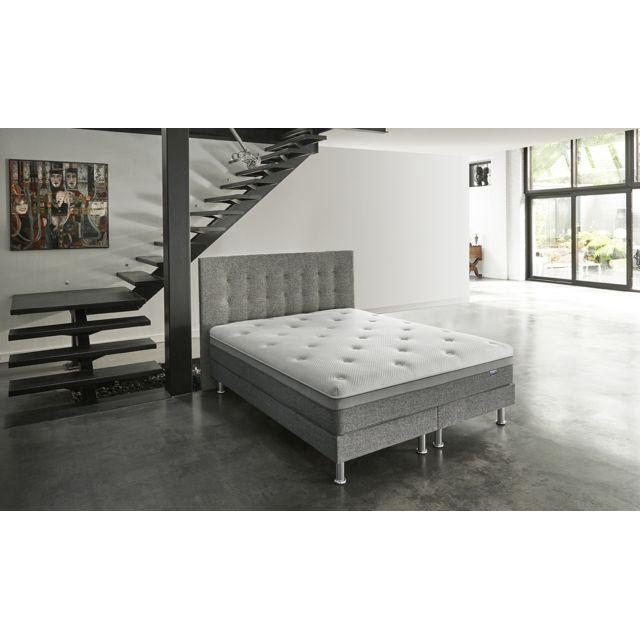 Le Matelas 365 Matelas 365 Premium chauffant et connecté confort soft 80 x 200 ep 31 cm