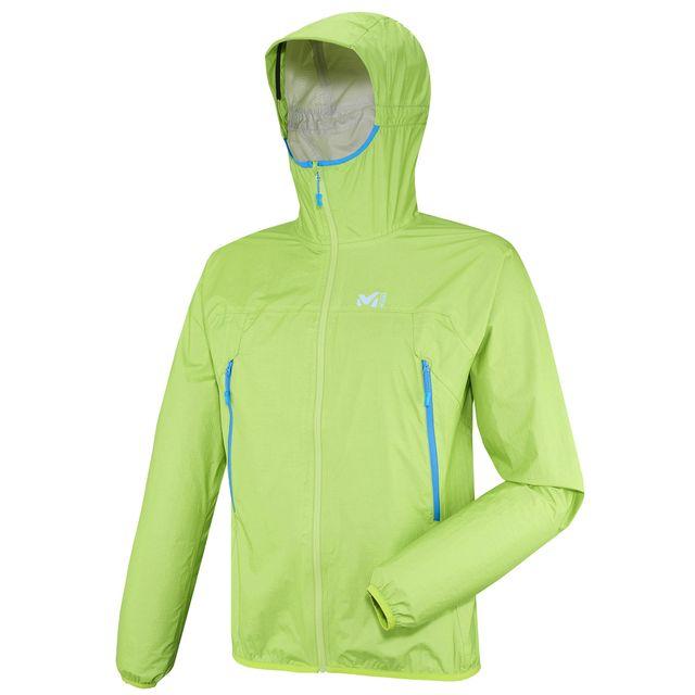 millet veste de protection 2 5 couches ltk rush 2 5 l acid green homme pas cher achat. Black Bedroom Furniture Sets. Home Design Ideas