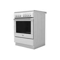 Indesit - Cuisinière Gaz I6GG2 W, /FR