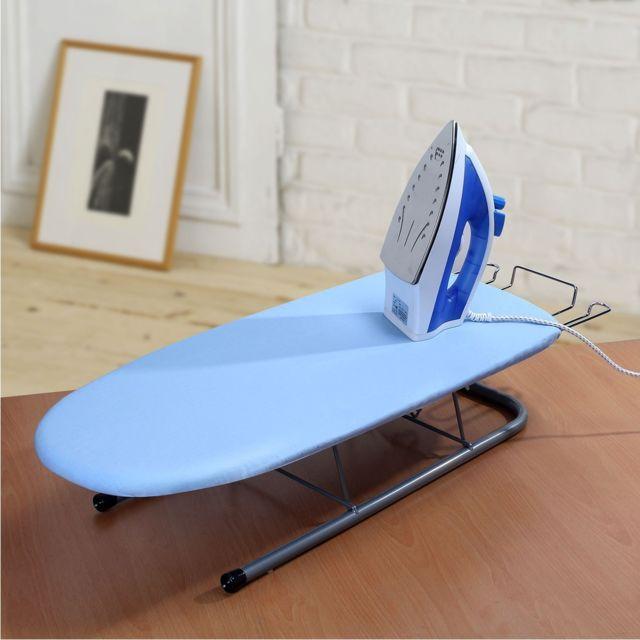 calicosy mini table repasser pas cher achat vente. Black Bedroom Furniture Sets. Home Design Ideas