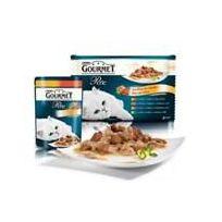 Gourmet - Perle Duo de viandes pour chat 4 x 85g -12