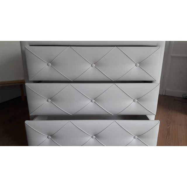 Generic Commode Glamour Blanche