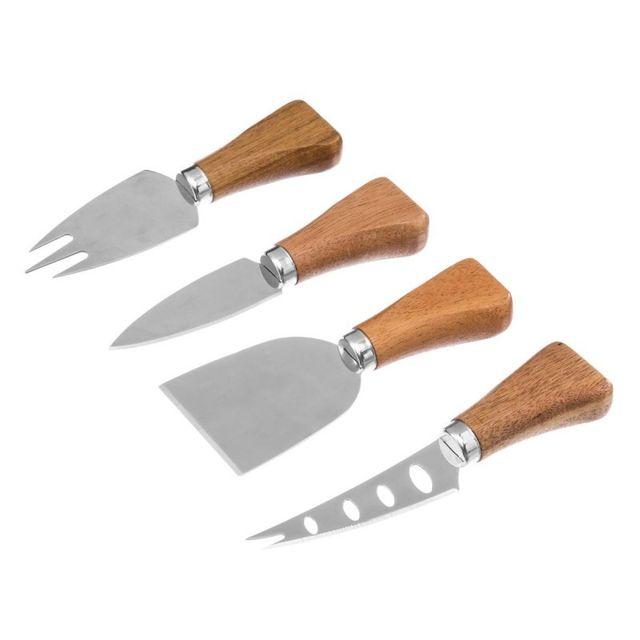 Paris Prix Lot de 4 Couteaux à Fromage \