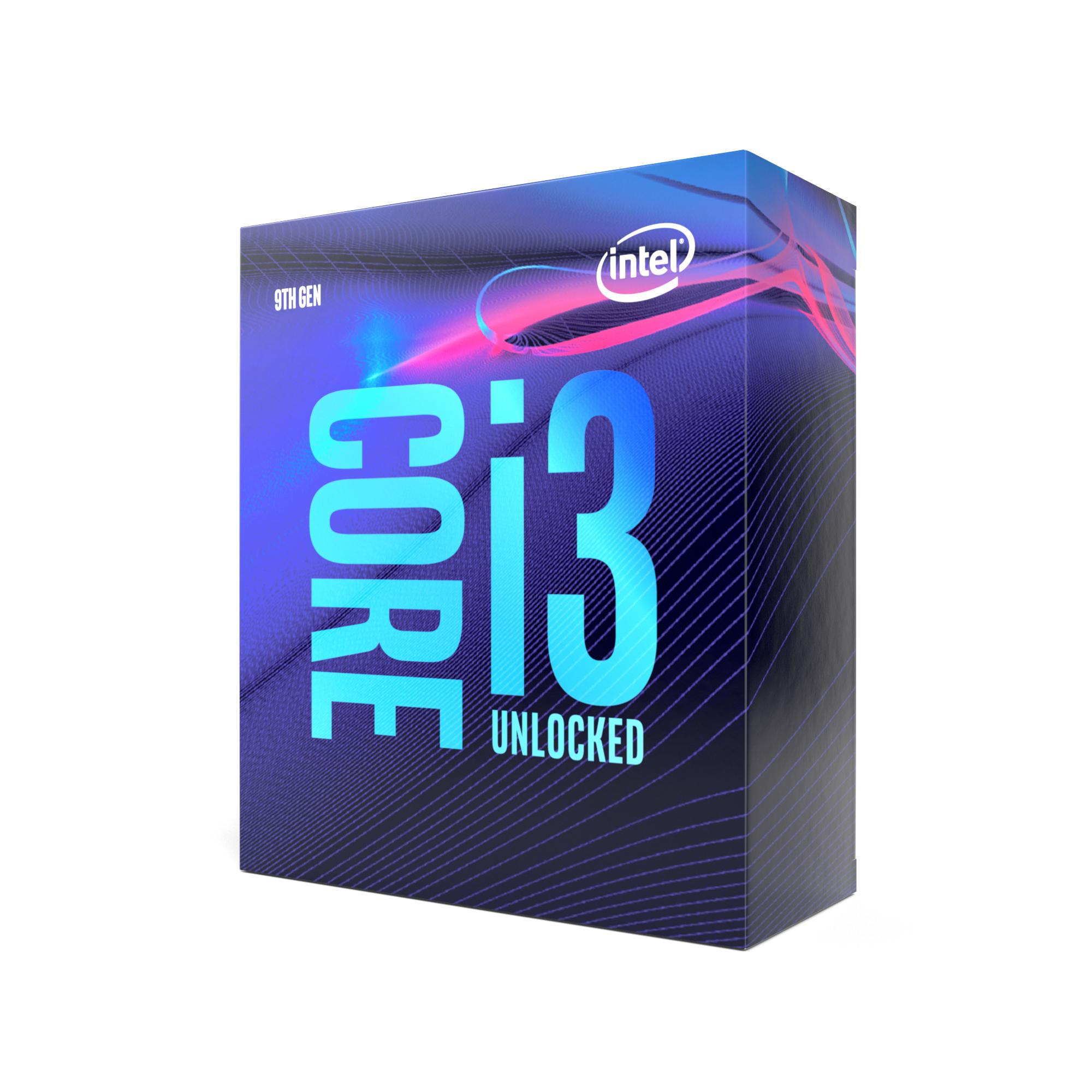 Processeur Core i3 9100F Intel